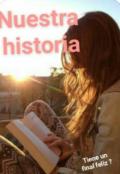 """Portada del libro """"Nuestra historia"""""""