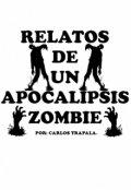 """Portada del libro """"Relatos De Un Apocalipsis Zombie"""""""
