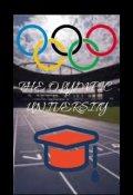 "Portada del libro ""The Olympic University"""