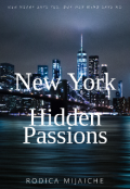 """Book cover """"New York. Hidden Passions ( Passions Series Book 1)"""""""