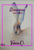 """Portada del libro """"El conejo blanco"""""""
