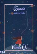 """Portada del libro """"Espacio"""""""