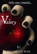 """Portada del libro """"Valery."""""""