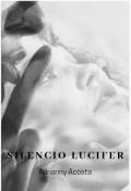 "Portada del libro ""silencio lucifer"""