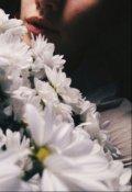 "Book cover ""Она - весна"""