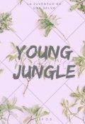 """Portada del libro """"young jungle"""""""