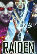 """Portada del libro """"Raiden """""""