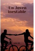 """Portada del libro """"Un Joven Inestable """""""