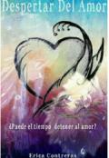 """Portada del libro """"Despertar del amor"""""""