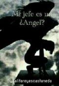 """Portada del libro """"Mi jefe es un ¿Ángel? (enero)"""""""