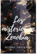 """Portada del libro """"Los Misterios en Zenobia"""""""
