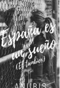 """Portada del libro """"España es un sueño"""""""