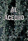"""Portada del libro """"Al Acecho"""""""
