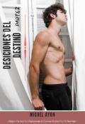 """Portada del libro """"Desiciones Del Destino"""""""