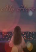 """Portada del libro """"My Hope"""""""