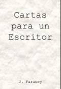 """Portada del libro """"Cartas para un Escritor"""""""