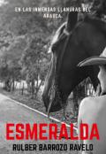 """Portada del libro """"Esmeralda"""""""