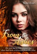 "Book cover ""From the Ashes"""