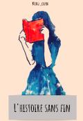 "Portada del libro ""L'histoire sans fin"""