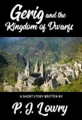 "Book cover ""Gerig and the Kingdom of Dwarfs"""