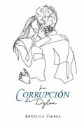 """Portada del libro """"La Corrupción de Dylan"""""""