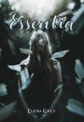 "Portada del libro ""Essentia"""