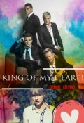 "Book cover ""King Of My Heart!"""