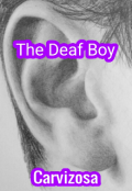 """Book cover """"The Deaf Boy"""""""