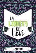 """Portada del libro """"La libreta de Levi"""""""