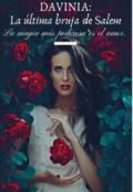 """Portada del libro """"Davinia: La Última Bruja De Salem"""""""