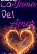 "Portada del libro ""La Llama Del Amor"""