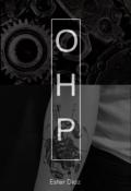 "Portada del libro """"O.H.P"""""