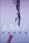 """Portada del libro """"Año 7 P.A.H.P.R"""""""