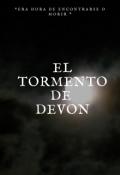 """Portada del libro """"El tormento de Devon"""""""