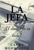 "Portada del libro ""La Jefa"""