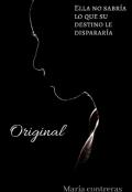 """Portada del libro """"Original"""""""