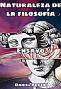 """Portada del libro """"Naturaleza de la filosofía"""""""
