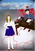 """Portada del libro """"Mi destino después de una noche"""""""