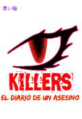 """Portada del libro """"El diario de un asesino"""""""