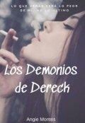 """Portada del libro """"Los demonios de Dereck"""""""