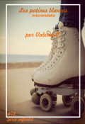 """Portada del libro """"Los patines blancos"""""""
