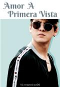 """Portada del libro """"Amor a primera vista (christopher Vélez y tú)"""""""