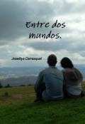 """Portada del libro """"Entre Dos Mundos"""""""