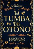 "Portada del libro ""La tumba del otoño"""
