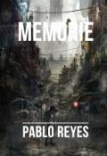"""Portada del libro """"Memorie (precuela de Instantaneo)"""""""