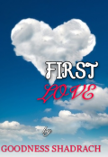 "Book cover ""First Love"""