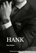 """Portada del libro """"Hank"""""""