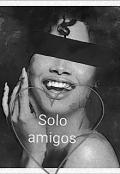 """Portada del libro """"Solo amigos"""""""
