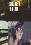 """Portada del libro """"culpable o inocente"""""""