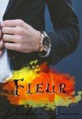 """Portada del libro """"Fleur"""""""